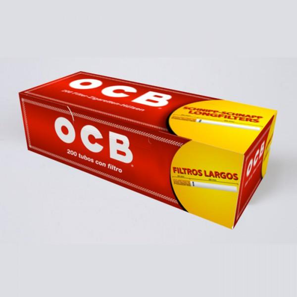 OCB tubes 200 long 3